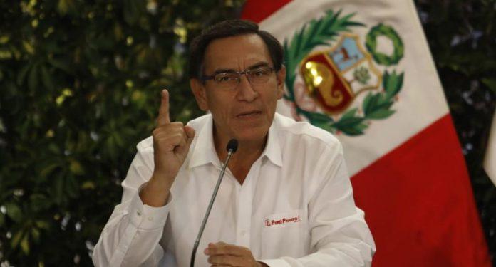 Martín Vizcarra.