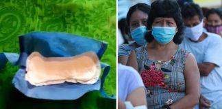 Trabajadores denuncian falta de equipamiento sanitario.