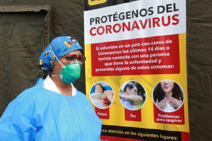 Coronavirus llega a nuevos departamentos.
