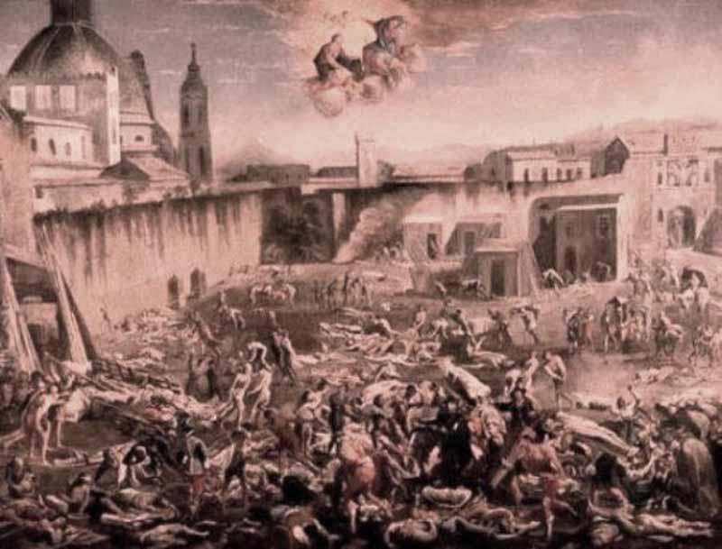 Epidemias en el mundo a lo largo de nuestra historia.