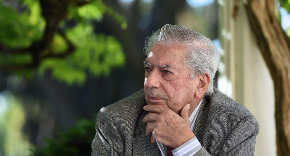 Mario Vargas Llosa le ve el 'lado bueno' a la pandemia del coronavirus.