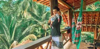 Nicole Faverón indicó que está varada en una isla de Brasil.