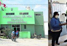 Policías honestos de la comisaría de Ciudad Municipal devuelven dinero del Bono 380 que mujer con discapacidad perdió en bus.
