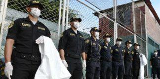 policías Mininter