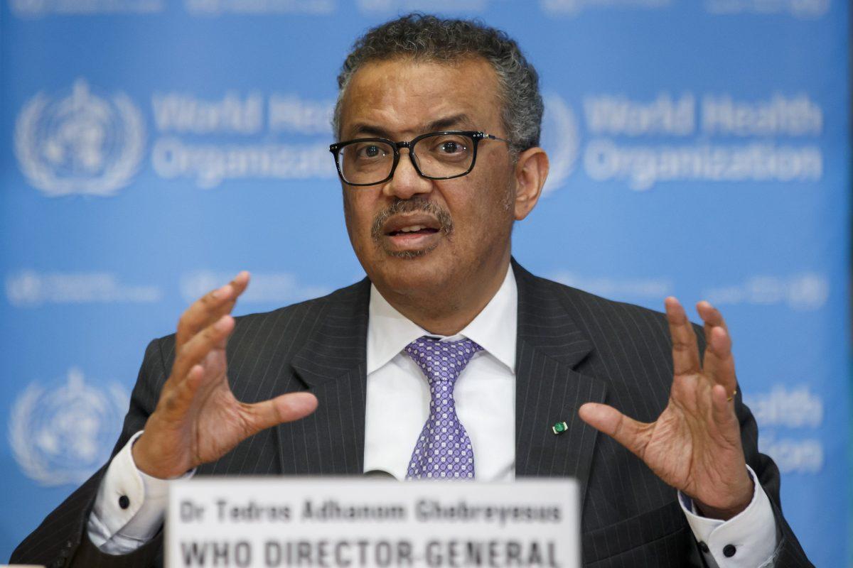 """OMS advierte que la situación global del coronavirus """"está empeorando"""""""