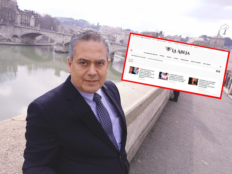 Los Cuellos Blancos de la prensa:  Chisac y sus vínculos con el poder
