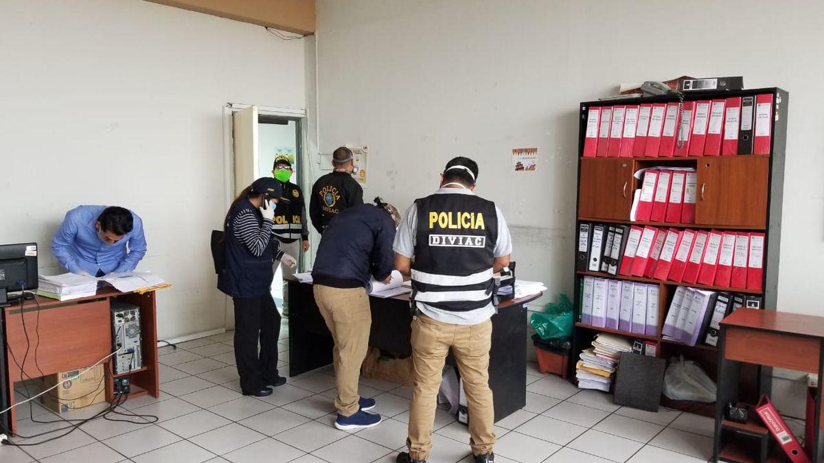 Fiscalía interviene Municipalidad de SJM por irregularidades en entrega de canastas