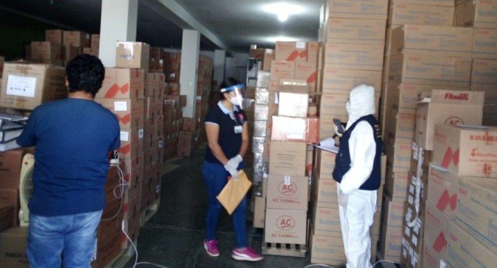 Investigan pérdida de medicinas por S/.2 millones en hospital de Huánuco