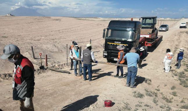 Cementerio Covid-19 afectará zona arqueológica de Culebrillas