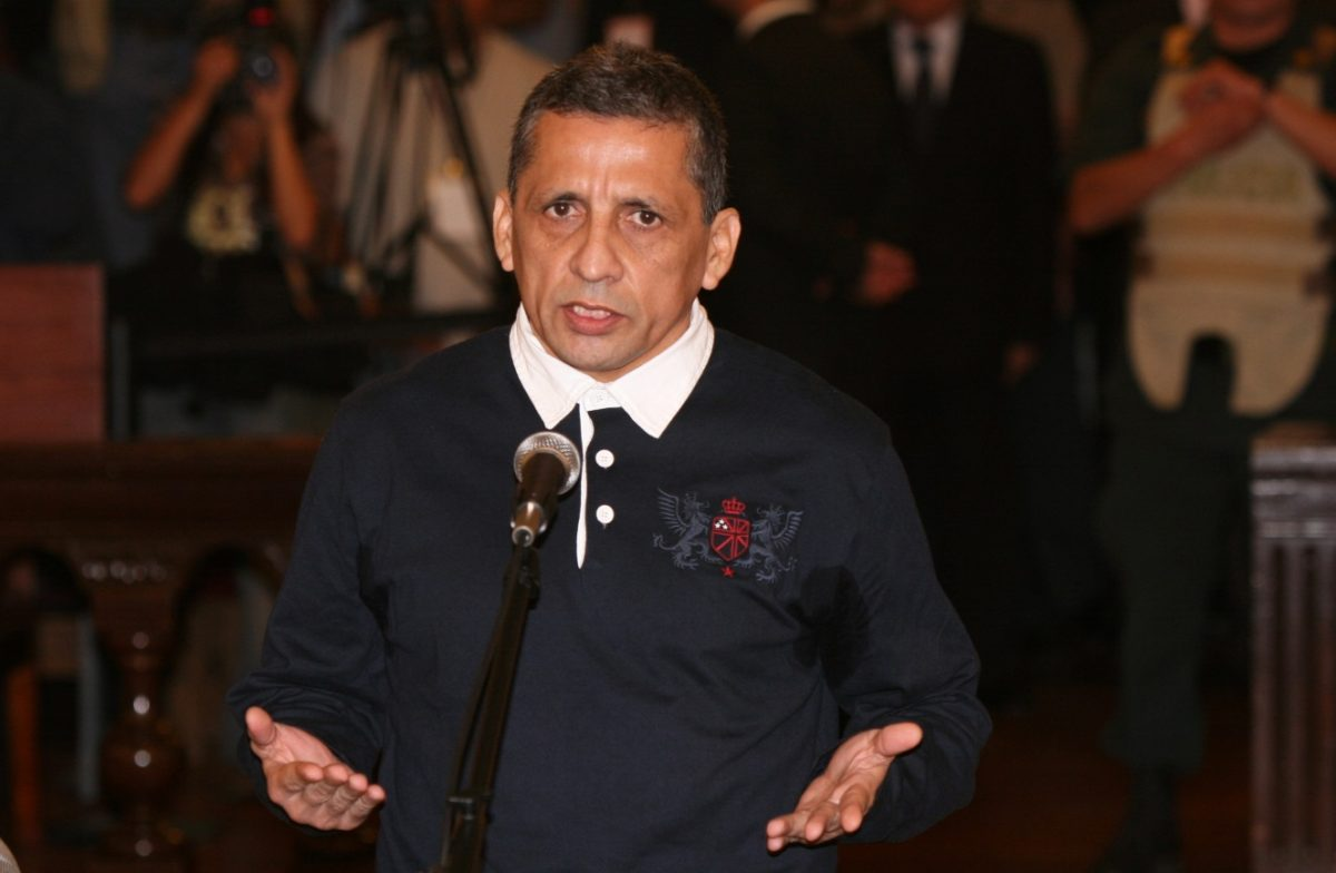 Antauro Humala: «El país está rumbo al abismo»