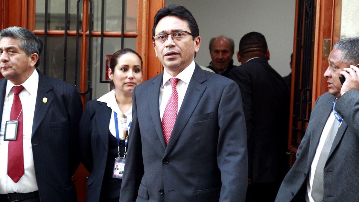Devolverán bienes incautados a abogado Humberto Abanto
