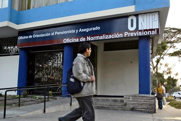 ¡Ahora se viene retiro de 100% de aportes a la ONP!