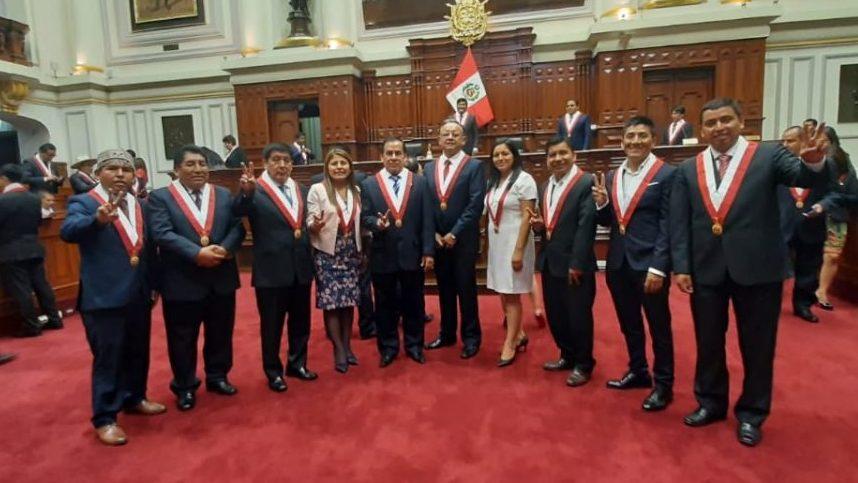 Bancada de UPP propone interpelar a Vicente Zeballos y ministra de Cultura
