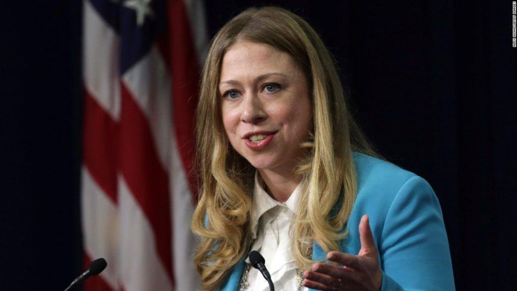 Soros y los Clinton a través de su hija Chelsea rastrean a contagiados