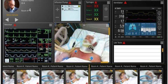 Israel crea sistema de monitoreo para control de pacientes del Covid