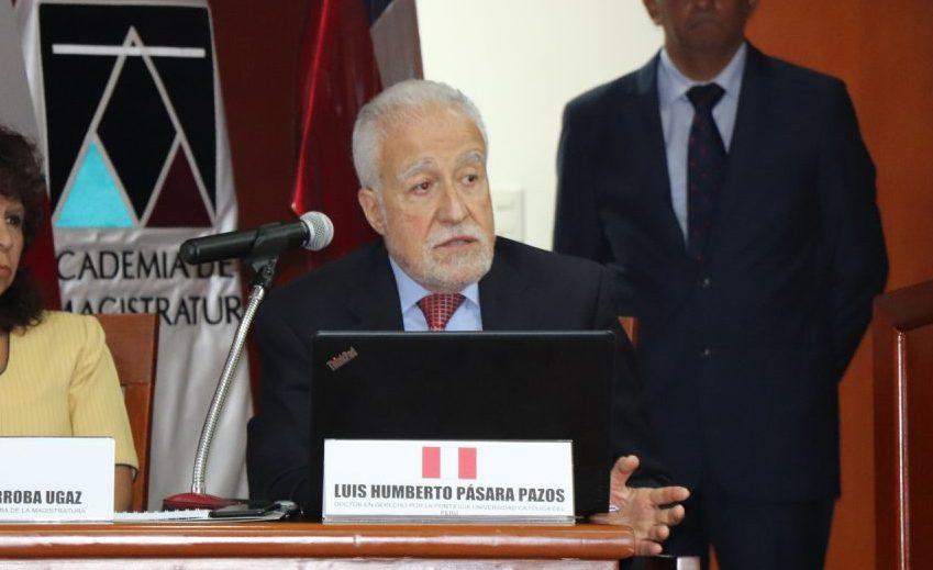 Carnecitas (25/05/2020) Luis Pásara