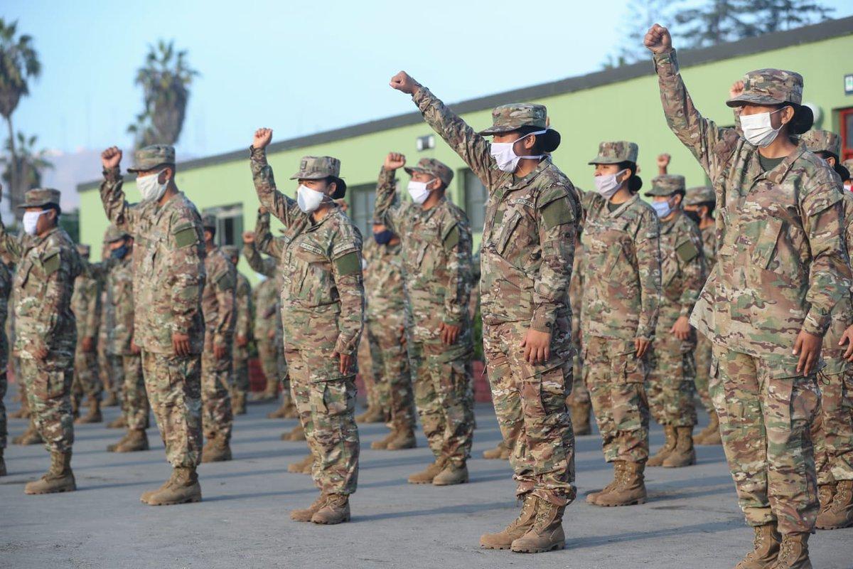 Fuerzas Armadas se sumarían a la lucha contra la delincuencia
