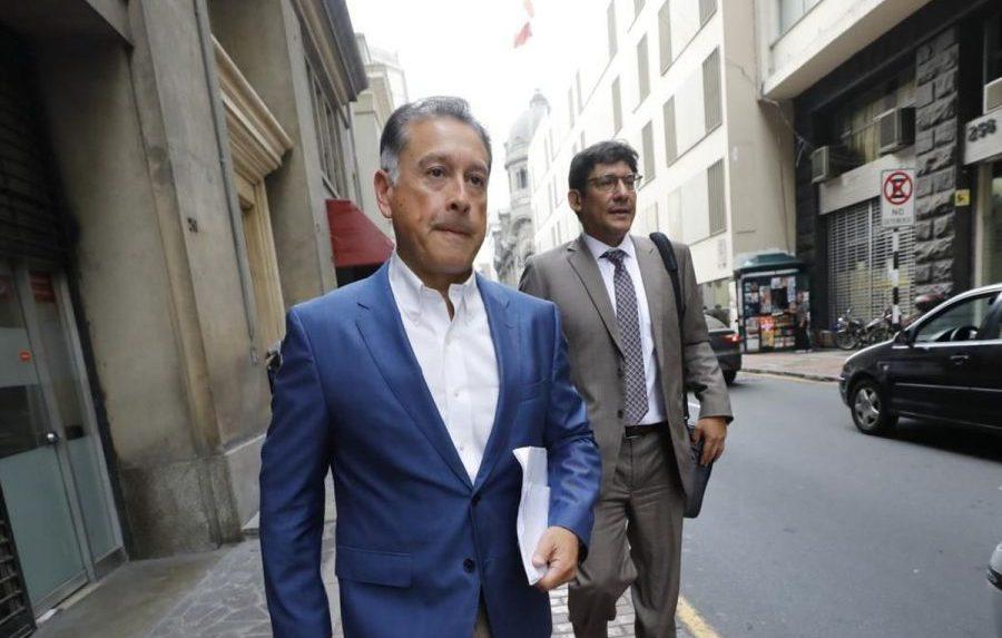 PJ deja al voto pedido fiscal contra exsocio de PPK, Gerardo Sepúlveda