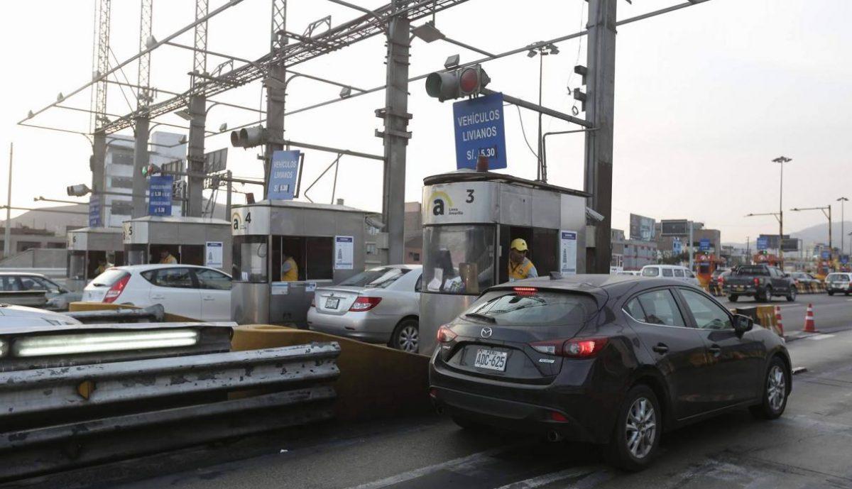 TC admite a trámite demanda por ley que suspende peajes