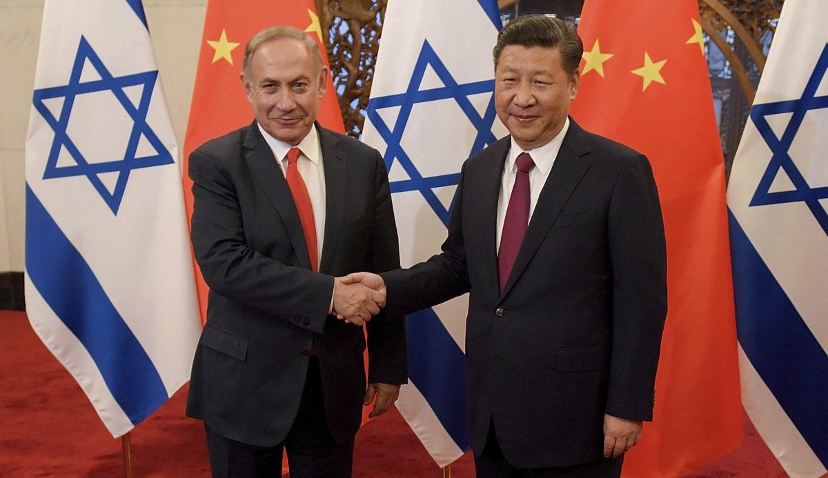 Acuerdos de Israel con China ponen en riesgo su relación con EE.UU.