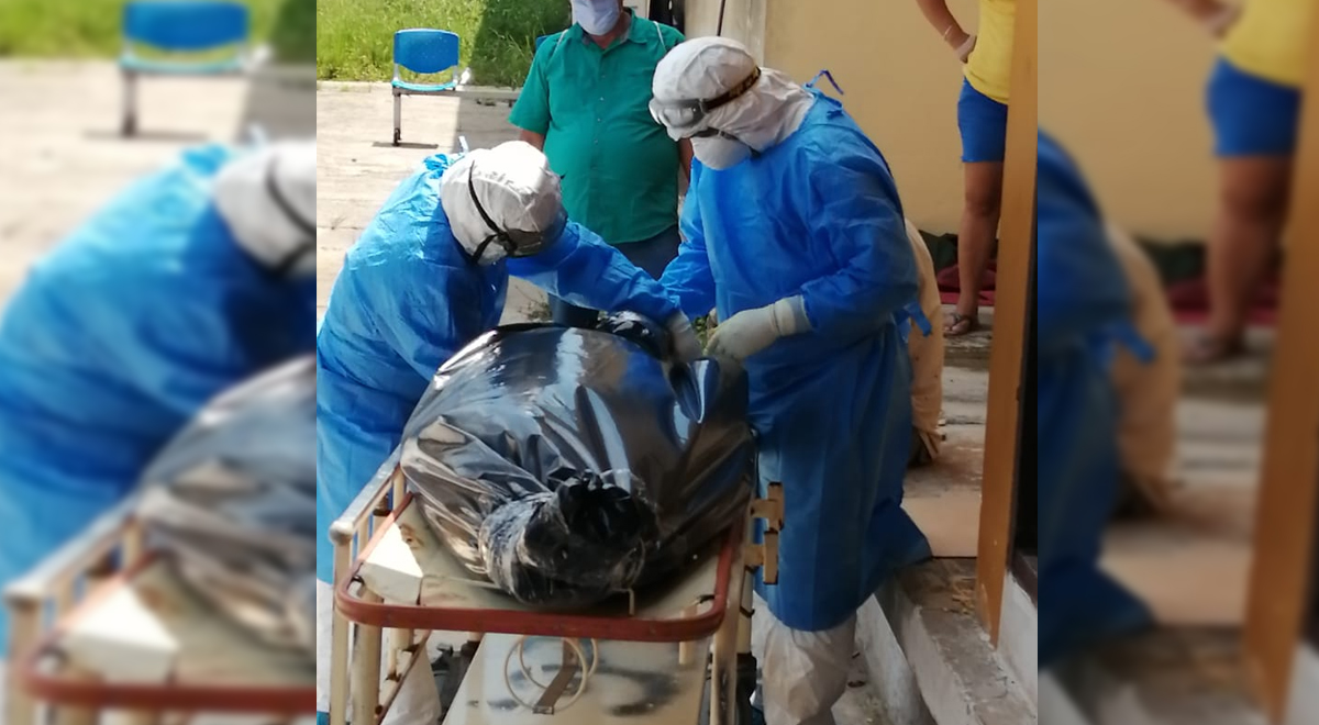 Loreto: Afirman que son mil 704 fallecidos por Covid-19 y no 308