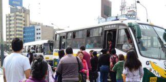 MTC sobre paro de transportistas