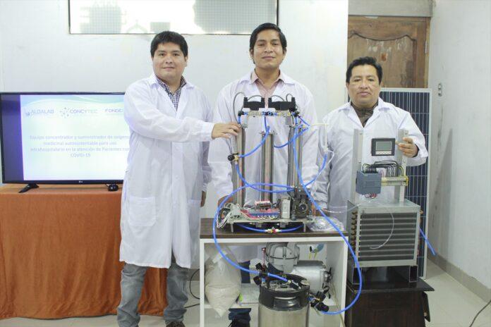 científicos peruanos