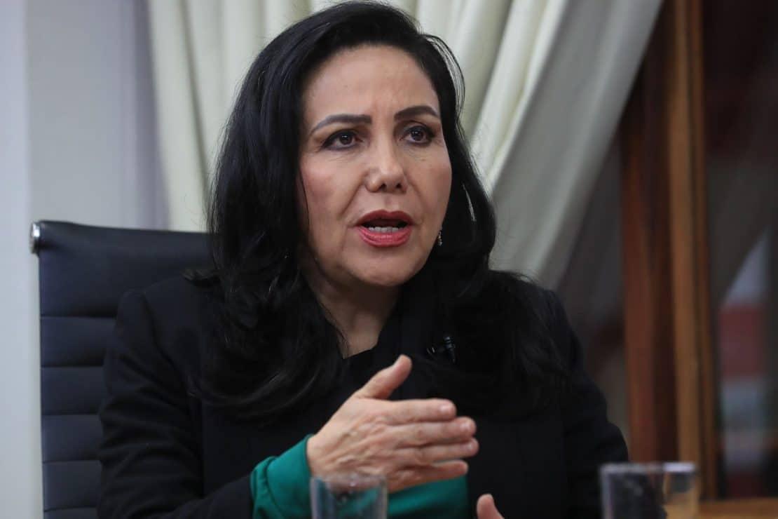 """Gloria Montenegro: Lo aprobado por el Congreso """"le hace daño al país"""""""
