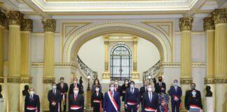 Gabinete del presidente de la PCM