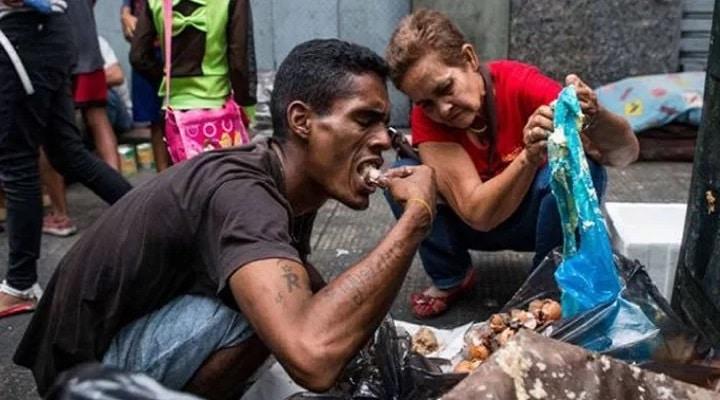 Venezuela se posiciona como el país más pobre de América Latina