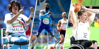 Paralímpicos