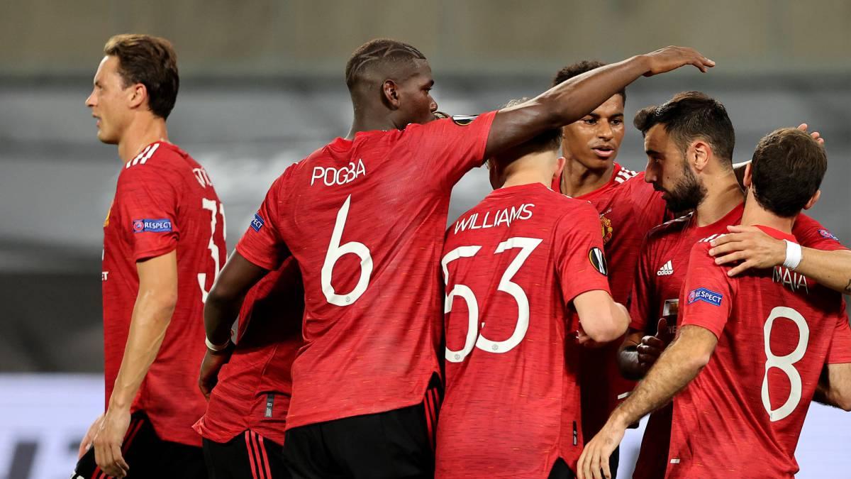 Manchester United avanzó a la semifinal de la Europa League