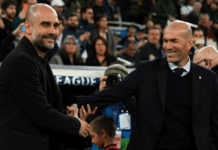 Guardiola y Zidane