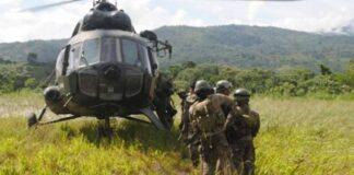 Fuerzas armadas abaten a 4 integrantes de Sendero Luminoso