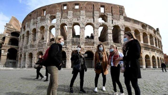 Italia 1.000 contagiados