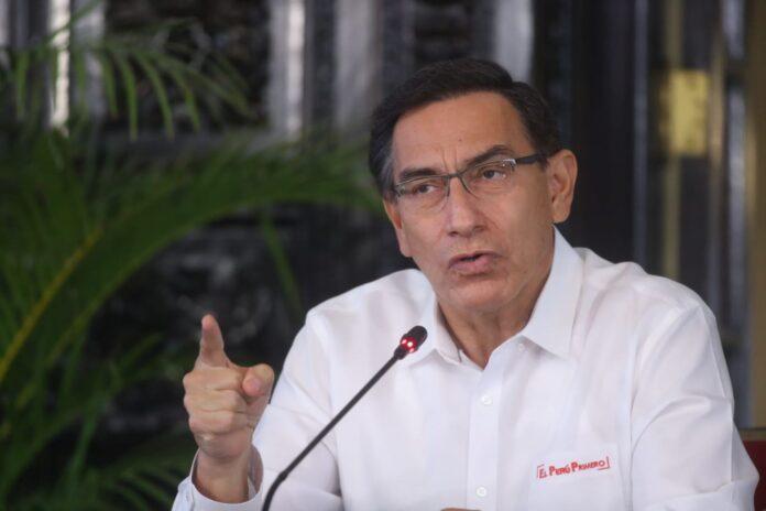 Martín Vizcarra ONP