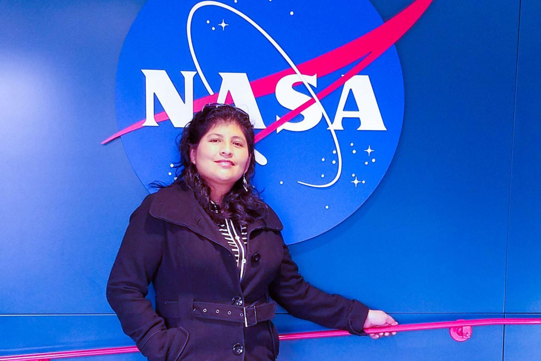 Peruana ingeniera astronauta que trabaja en la NASA es homenajeada por CNN
