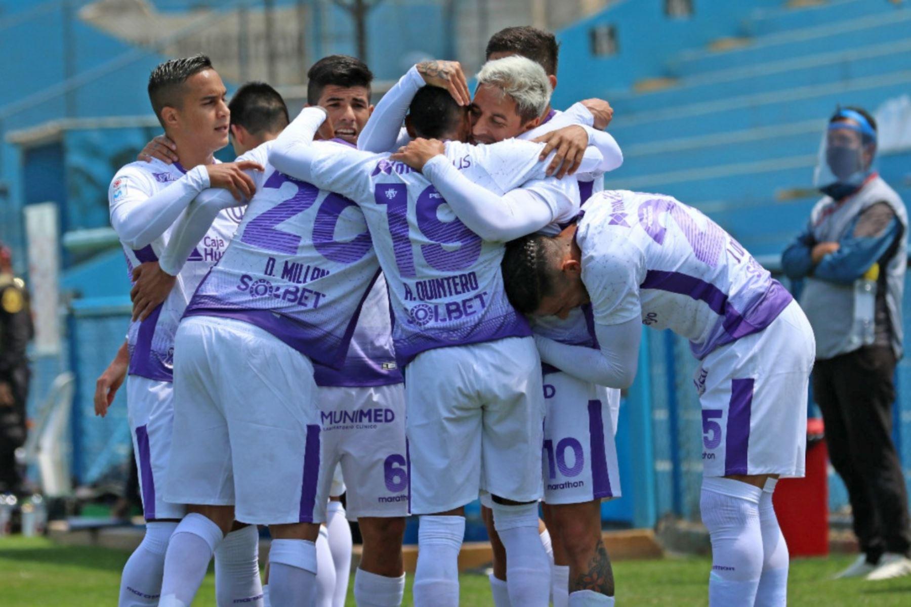 Universitario cortó su racha ganadora en la Liga 1