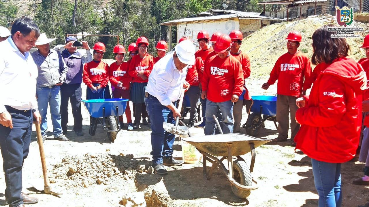 Covid-19: Trabaja Perú dará empleo temporal en Huánuco