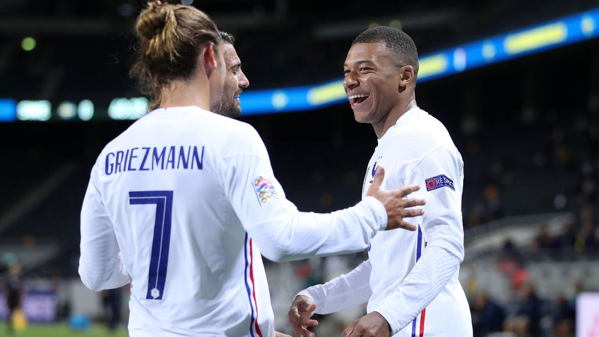 Liga de las Naciones: Francia domina a Croacia, Cristiano Ronaldo en la historia