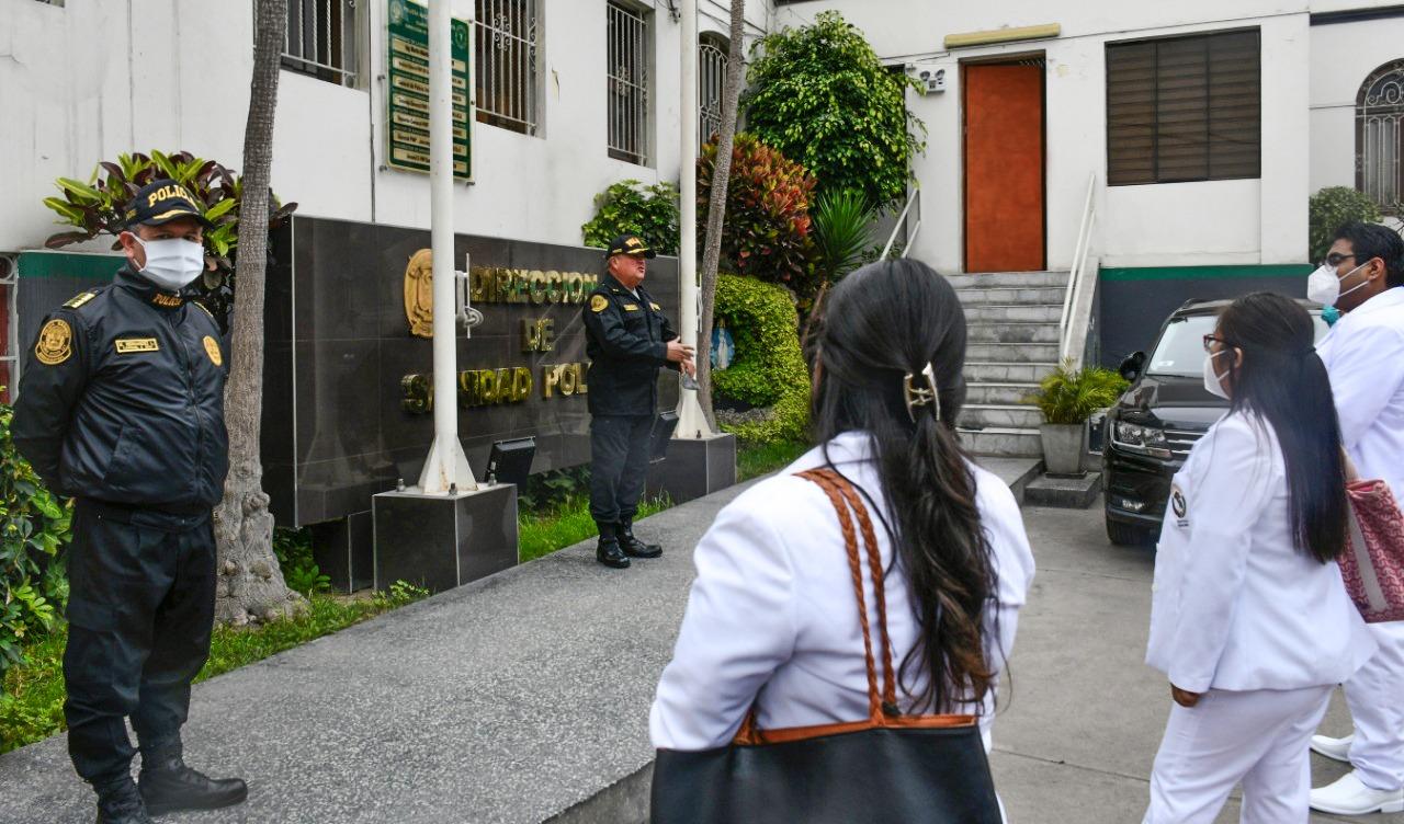 Carnecitas (07/09/2020) Dirección de Sanidad de la PNP