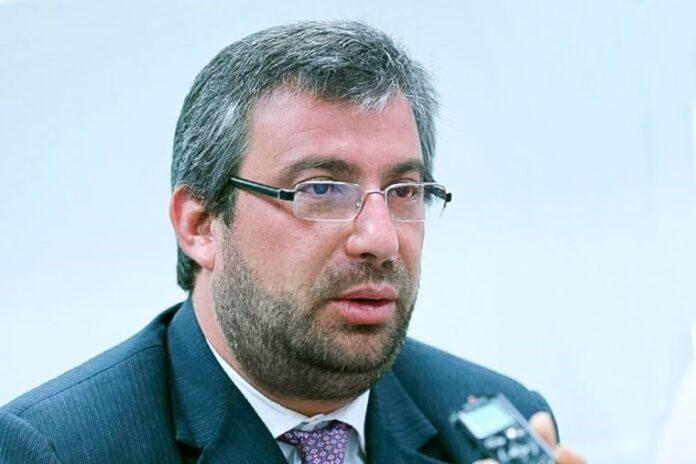 Jefe de la ONPE, Piero Corvetto