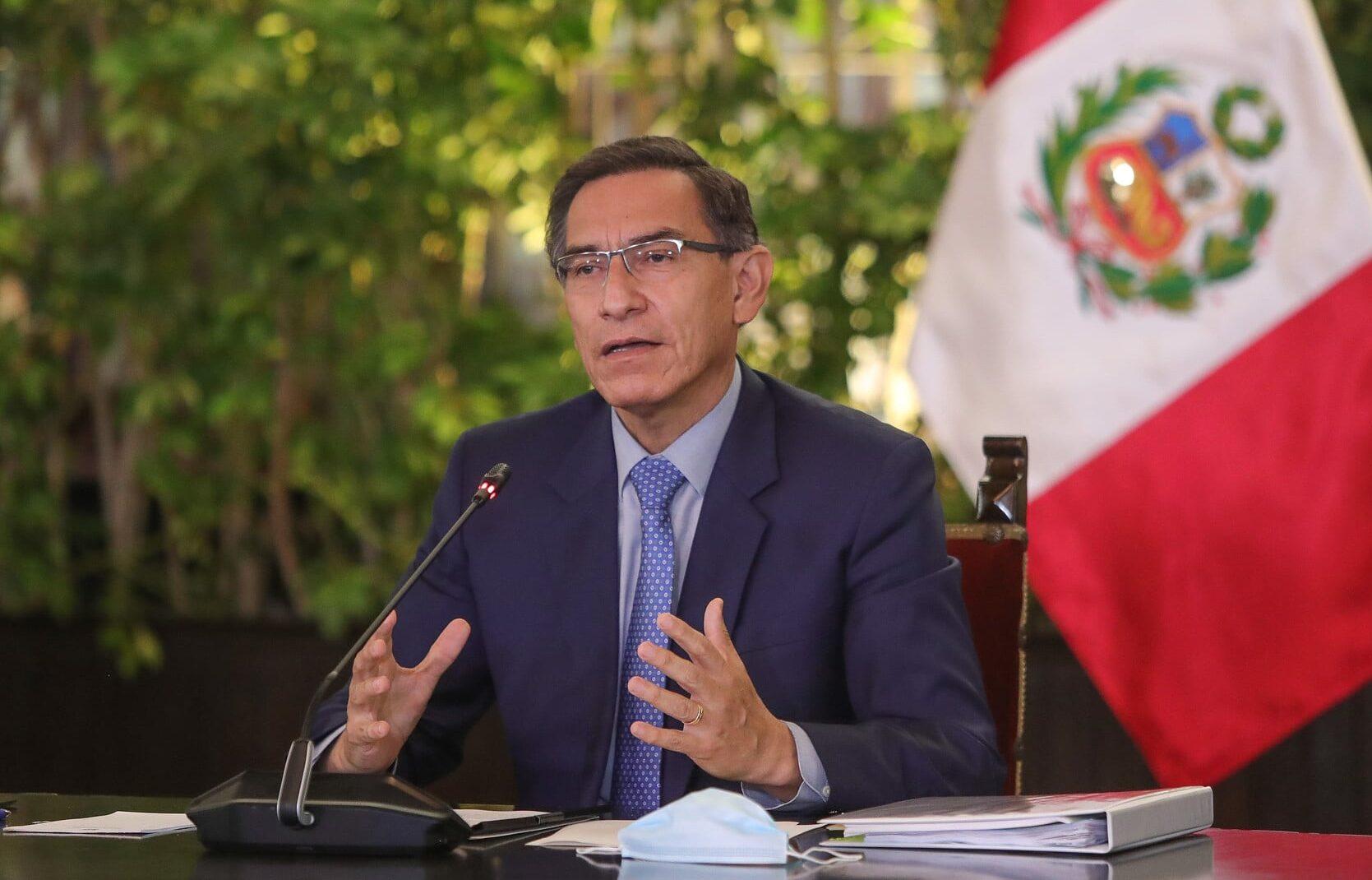 La Comisión de Fiscalización cita al Presidente para este viernes 4
