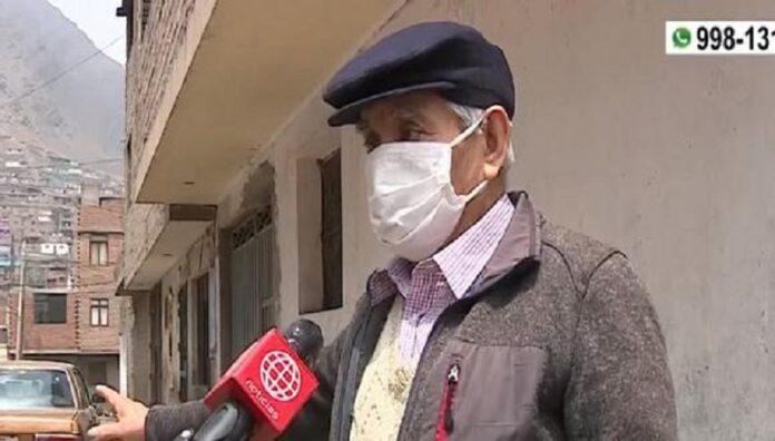 anciano sufre robo de falsos policías