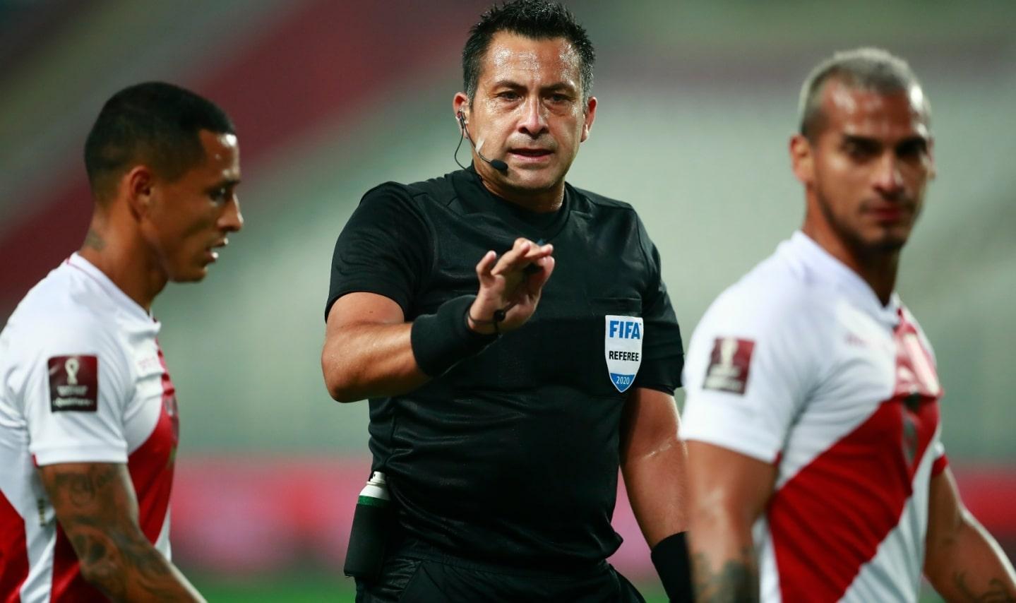 FPF reclamará por mal arbitraje en Perú vs. Brasil