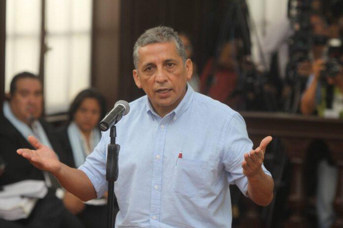 Habeas corpus de Antauro Humala