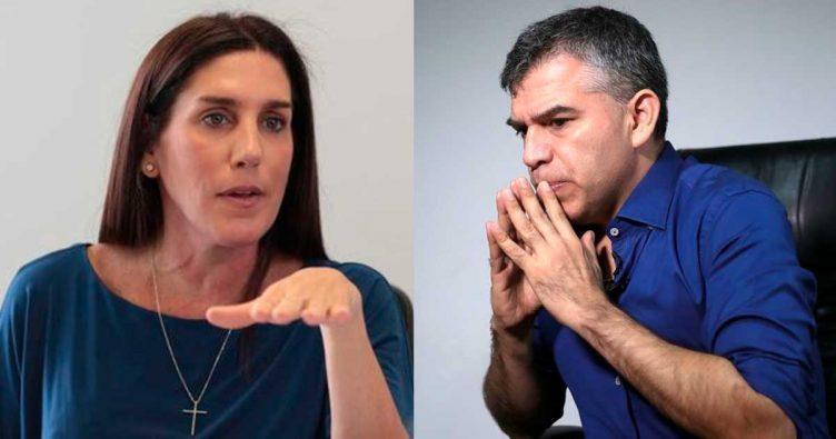 Congresista Carolina Lizárraga se enfrenta a Julio Guzmán en elecciones internas del Partido Morado