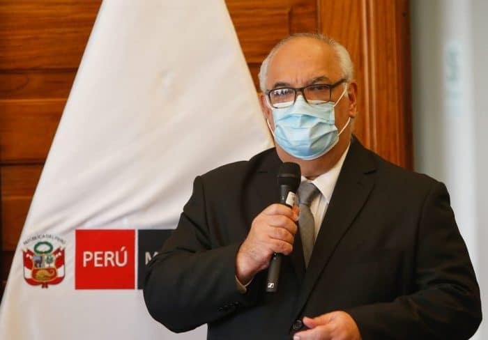 Luis Suárez: «No vamos a tener vacuna para niños»