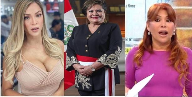 Sheyla Rojas exige que ministra de la mujer interceda por ella ante demanda contra Magaly