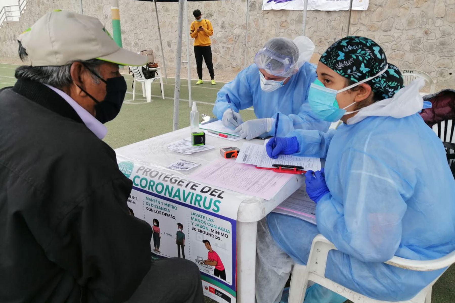 Se realizó más de 5 millones de muestras procesadas por covid-19 en el Perú